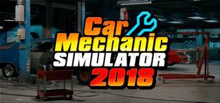 Trainer Car Mechanic Simulator 2018