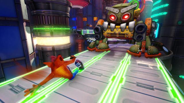 Crash Bandicoot N. Sane Trilogy Trainer [+12] (all)