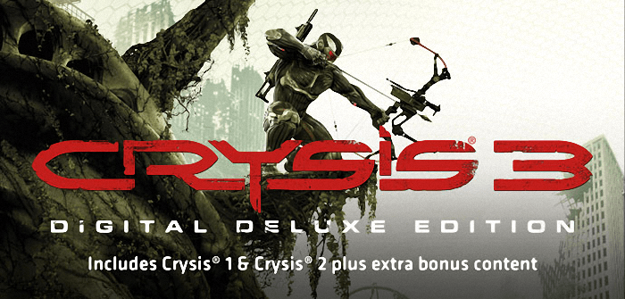Crysis 3 - Digital Deluxe Edition Trainer 1.3 [+8)]