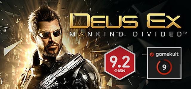 Deus Ex - Mankind Divided Trainerr [+20] (all)