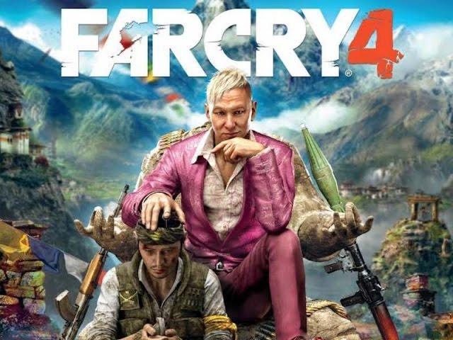 Trainer Far Cry 4