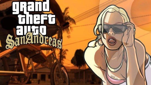 Trainer Grand Theft Auto San Andreas