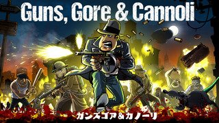 Trainer Guns, Gore & Cannoli 2