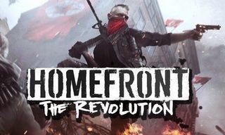 Trainer Homefront - The Revolution
