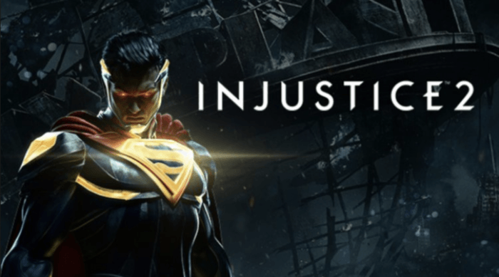 Trainer Injustice 2