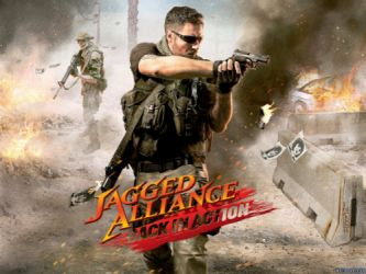 Trainer Jagged Alliance - Back in Action