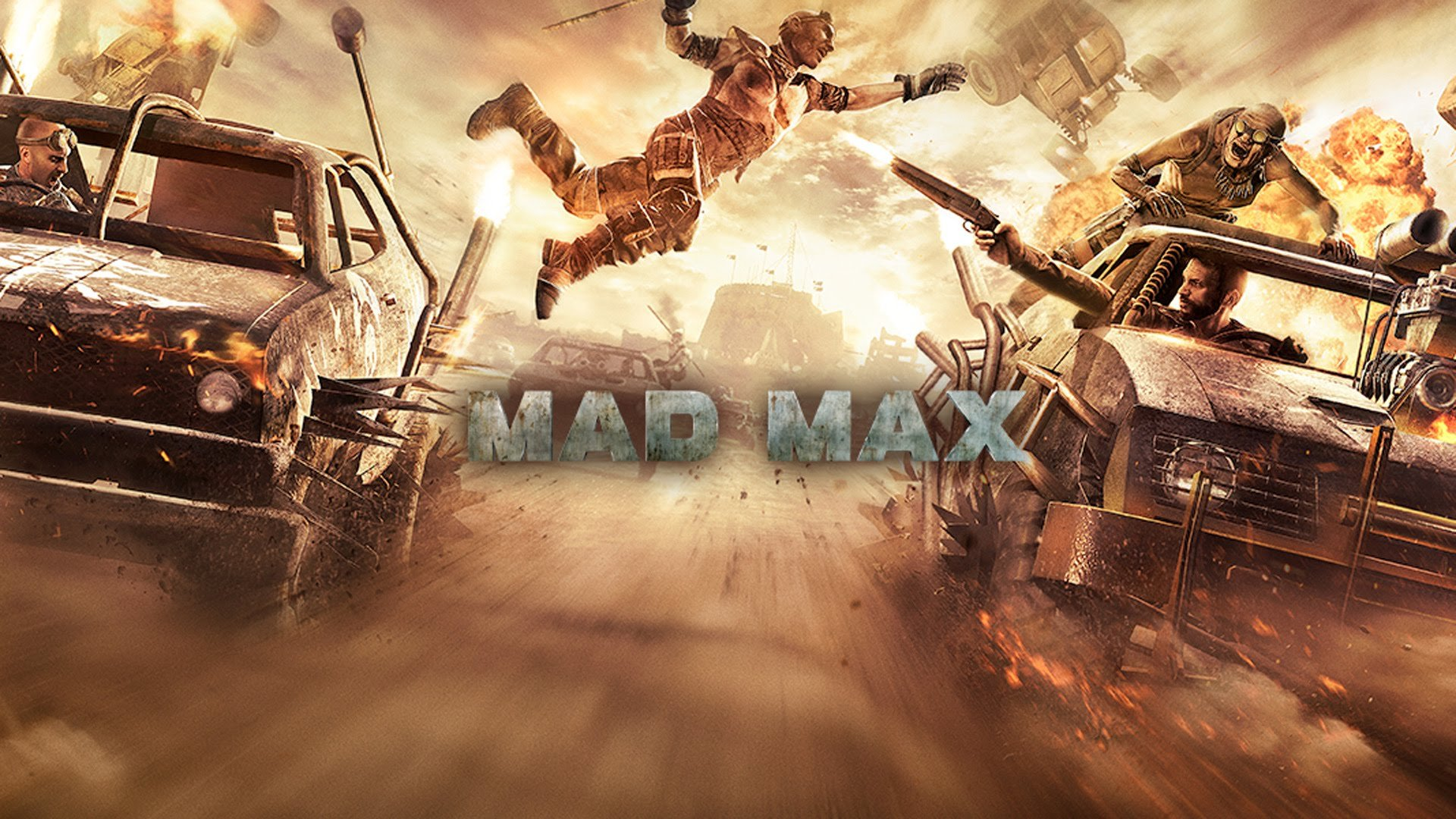 Trainer Mad Max