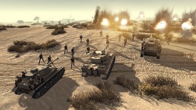 Men of War - Assault Squad 2 Trainer [+5] (all)