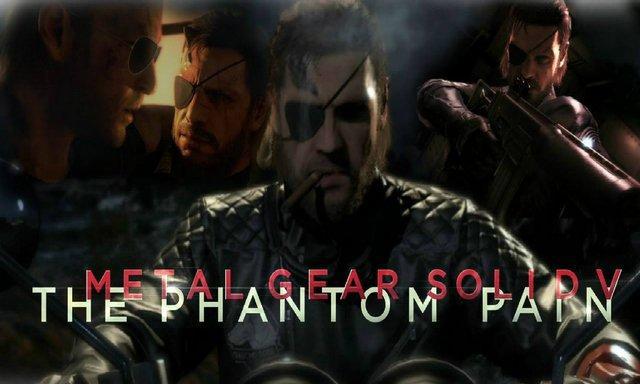 Trainer Metal Gear Solid 5 - The Phantom Pain