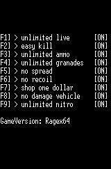 Rage Trainer [+9] (ver. - all)