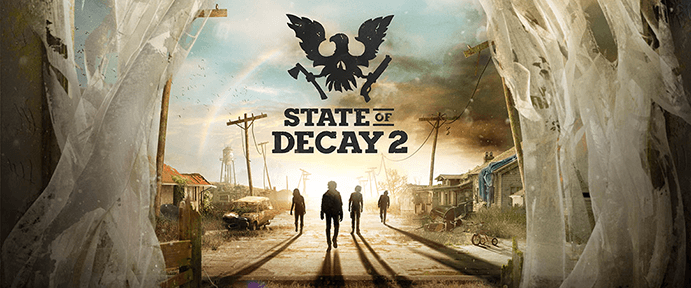 Trainer State of Decay 2