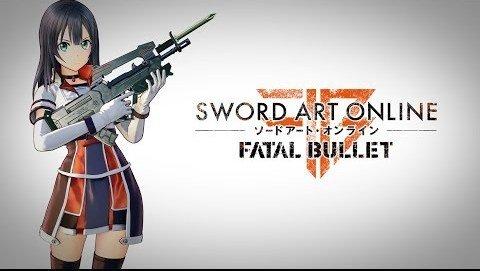 Trainer Sword Art online - Fatal Bullet