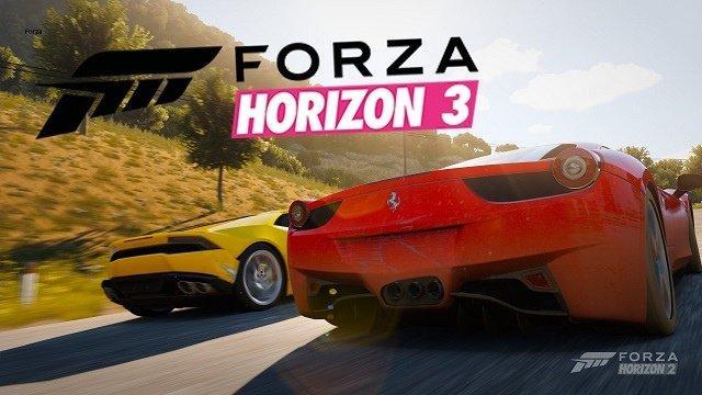 Trainer Forza Horizon 3 640x360