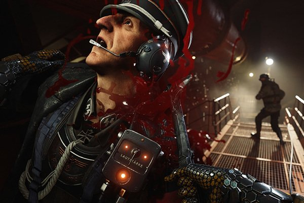 Wolfenstein 2 - The New Colossus Trainer [+9]