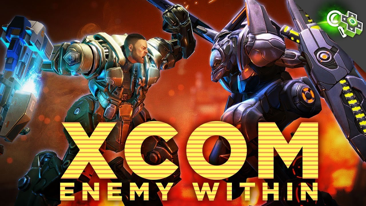 Trainer XCOM Enemy Within