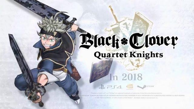 Trainer Black Clover - Quartet Knights