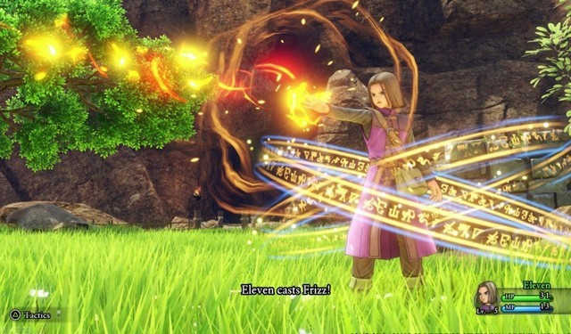 Dragon Quest XI - Echoes of an Elusive Age Trainer [+18] (Latest)
