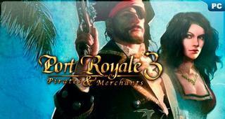 Trainer Port Royale 3 - Pirates & Merchants