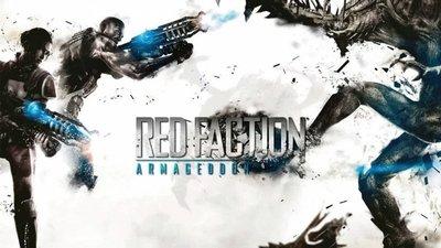 Trainer Red Faction - Armageddon