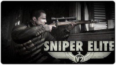 Trainer Sniper Elite V2