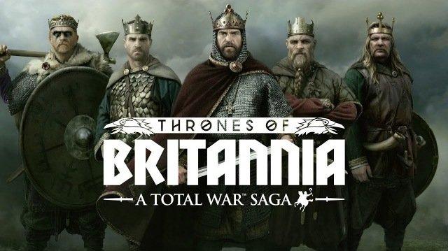 Trainer Total War Saga - Thrones of Britannia