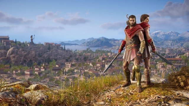 Assassin's Creed - Odyssey Trainer [+27] (Latest)
