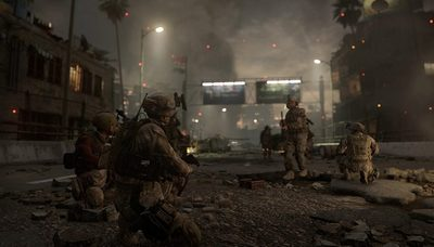 Call of Duty 4 - Modern Warfare Remastered Trainer [+5] (Latest)