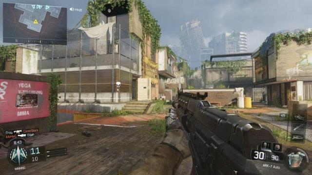 Call of Duty - Black Ops 3 Trainer [+10] (Latest)