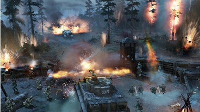 Company of Heroes 2 Trainer [+8] (Latest)