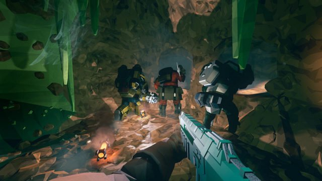 Deep Rock Galactic Brave The Trenches