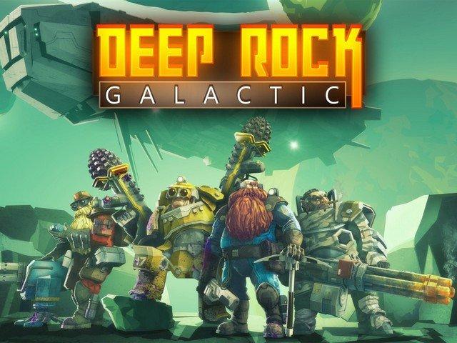 Trainer Deep Rock Galactic