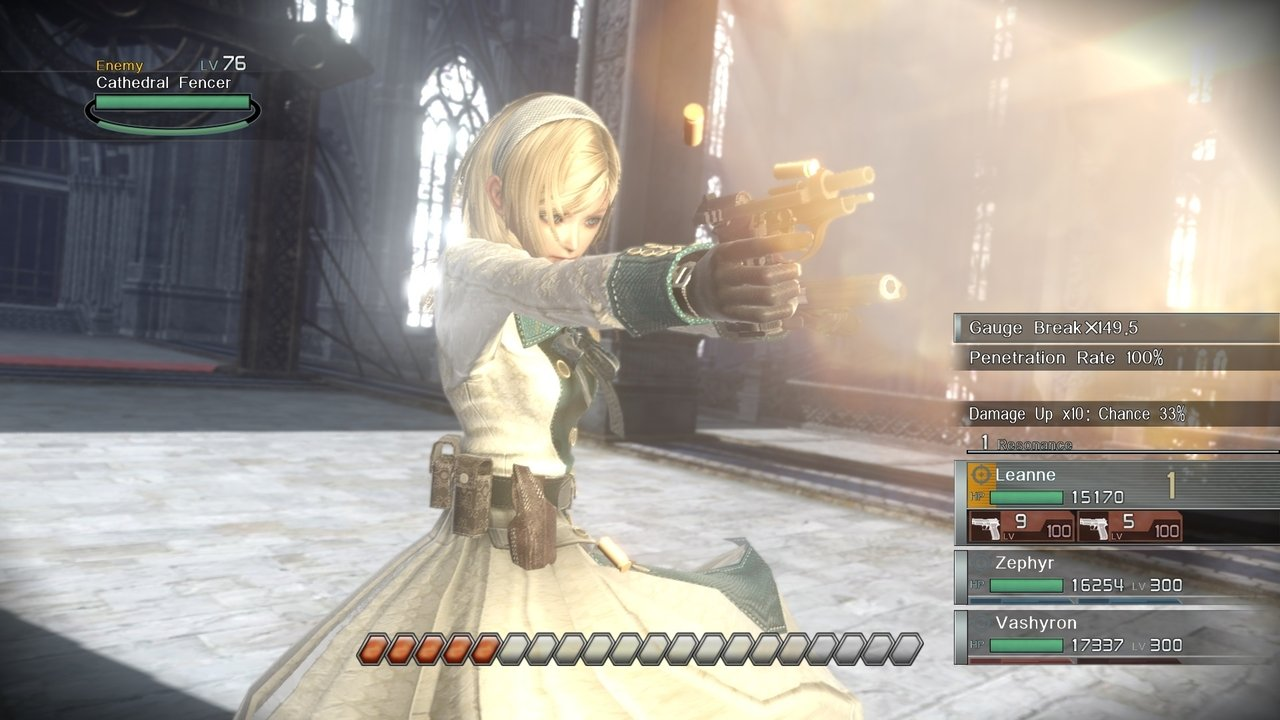 Resonance of Fate 4K HD Edition Trainer [+8] (Latest)