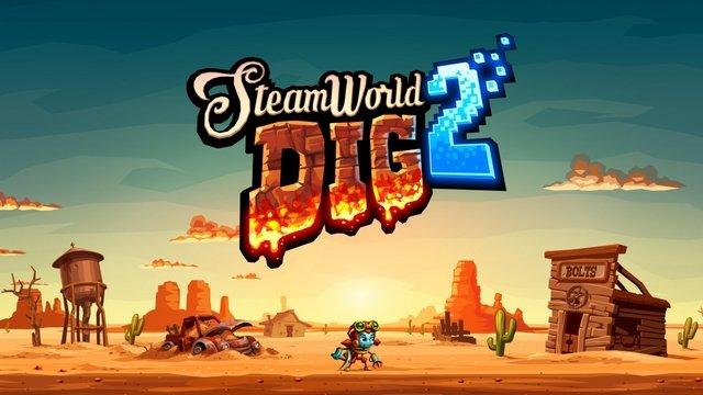 Trainer SteamWorld Dig 2