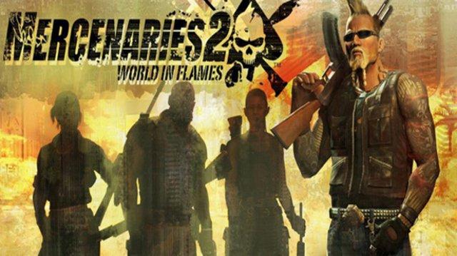 Trainer Mercenaries 2 - World in Flames