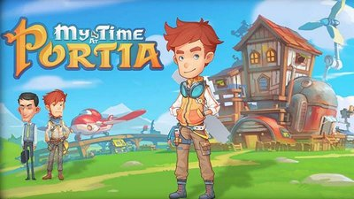 Trainer My Time at Portia