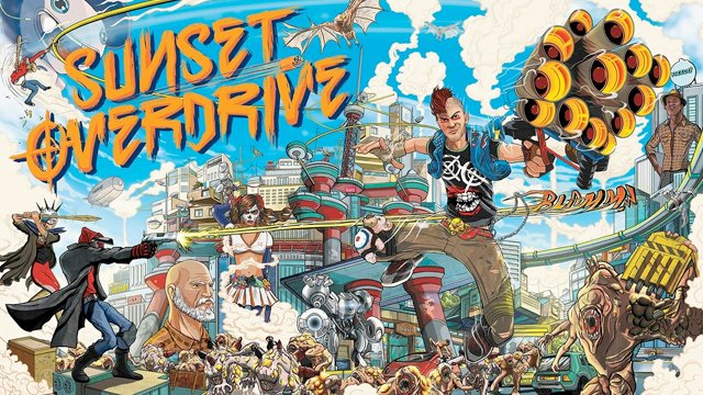 Trainer Sunset Overdrive