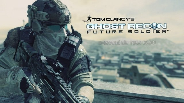 Trainer Tom Clancy's Ghost Recon - Future Soldier