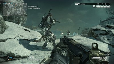 Call Of Duty - Ghosts Trainer [+9] (Latest)