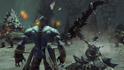 Darksiders II - Deathinitive Edition Trainer [+7] (Latets)