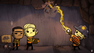 Oxygen Not Included Trainer [+7] (Latest)