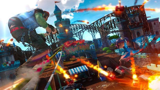 Sunset Overdrive Trainer [+11] (Latest)