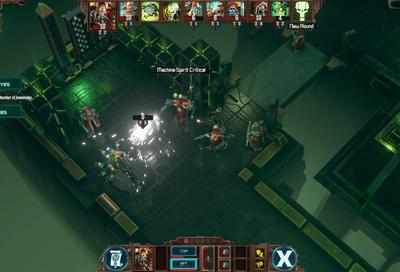 Warhammer 40.000 - Mechanicus Trainer [+3] (Latest)