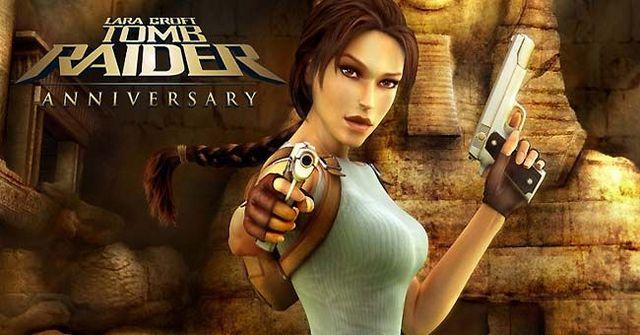 Trainer Tomb Raider Anniversary