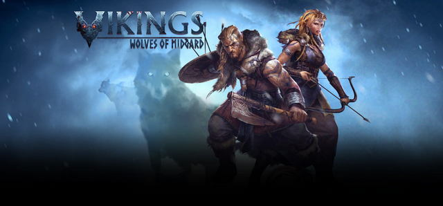 Trainer Vikings - Wolves of Midgard