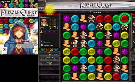 Puzzle Quest - Challenge of the Warlords Trainer [+12] (Latest)