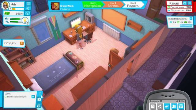 Youtubers Life Trainer [+10] (Latest)
