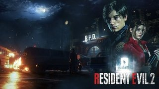 Trainer Resident Evil 2