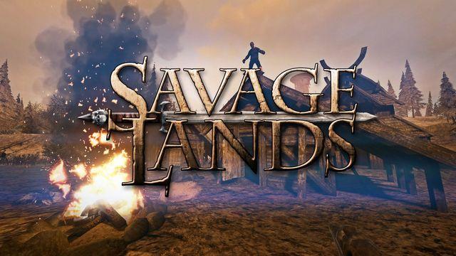 Trainer Savage Lands