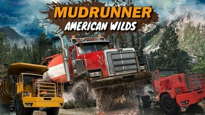Trainer Spintires - American Wilds
