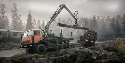 Spintires - American Wilds Trainer [+8] (Latest)